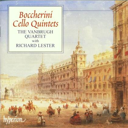 Vanbrugh Quartet With Rich & Luigi Boccherini (1743-1805) - Cello Quintets 1