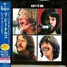 The Beatles - Let It Be (Japan Edition, Remastered)