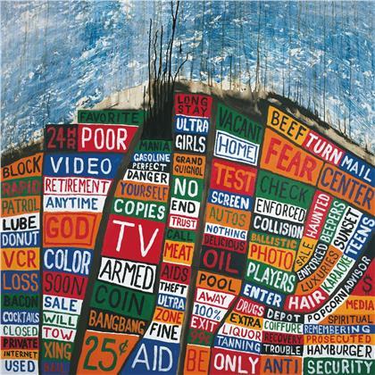 Radiohead - Hail To The Thief (Japan Edition)