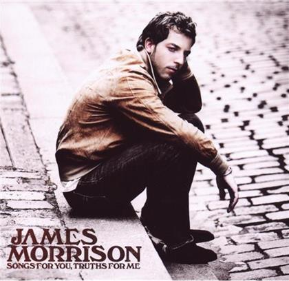 James Morrison - Songs For You, Truths For Me - Slidepac