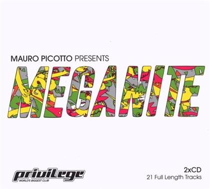 Mauro Picotto - Meganite Ibiza 2009 (2 CDs)