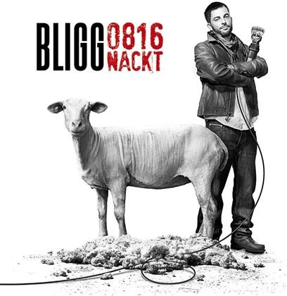 Bligg - 0816 - Nackt (Deluxe Edition, 2 CDs + DVD)