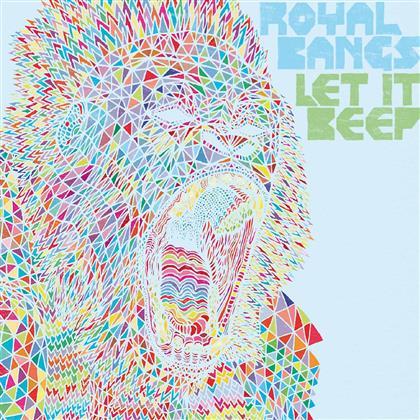 Royal Bangs - Let It Beep