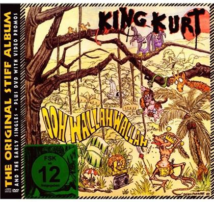 King Kurt - Ooh Wallah Wallah (Digipack, CD + DVD)