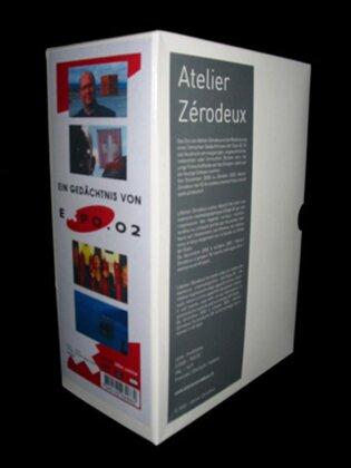 Atelier 02 (Box, 5 DVDs)