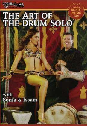 Sonia And Issam - Bellydance: The art of the drum solo (2 DVDs)