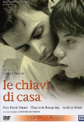 Le chiavi di casa (2004) (Collector's Edition, DVD + Buch)
