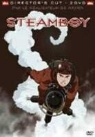Steamboy - (Edition Deluxe 2 DVD + Livre + Cartes postales) (2004)