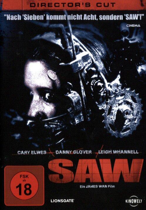 Saw (2004) (Director's Cut)