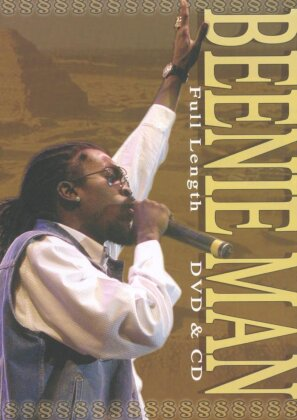 Beenie Man - From the Art & Life Tour (DVD + CD)