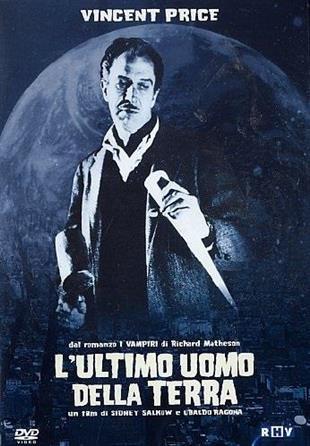 L'ultimo uomo della Terra (1964) (n/b)