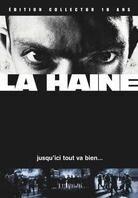 La haine (1995) (Collector's Edition, 3 DVDs)