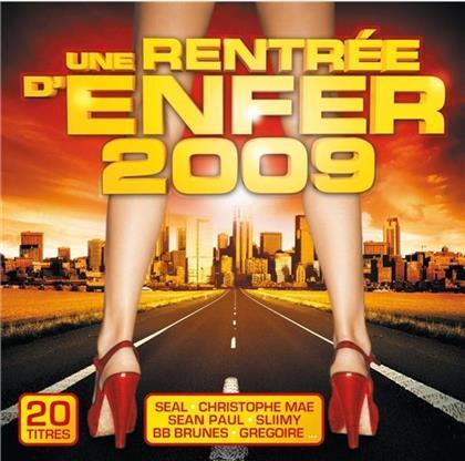 Une Rentree D'enfer 2009 - Various