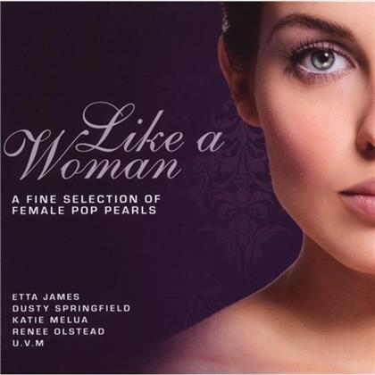 Like A Woman - Various 2009 (2 CDs)