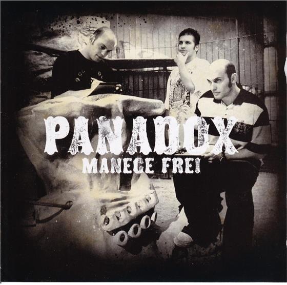 Panadox - Manege Frei