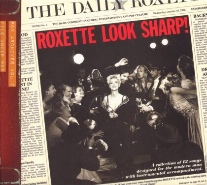 Roxette - Look Sharp (Remastered)