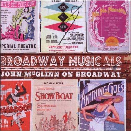 John Mcglinn - Broadway Musicals - Limited Edition (Limited Edition, 13 CDs)