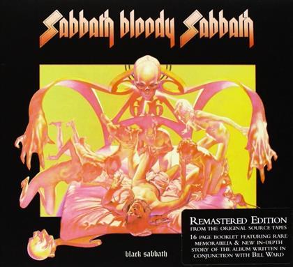 Black Sabbath - Sabbath Bloody Sabbath (New Version, Remastered)