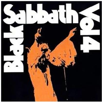 Black Sabbath - Vol. 4 (Neuauflage)