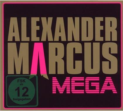 Alexander Marcus - Mega (CD + DVD)