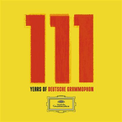 --- & --- - 111 Years Of Deutsche Grammophon (6 CDs)