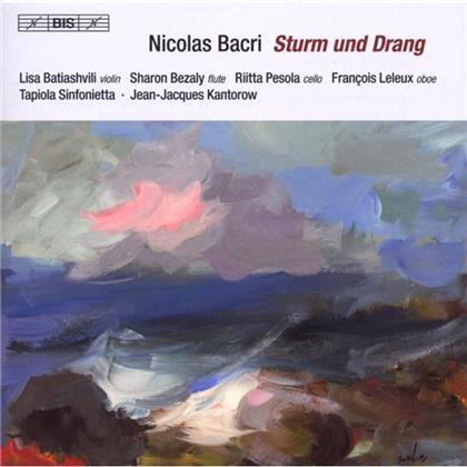 Kantorow/ Batiashvili Lisa/Bezaly Sharon & Nicolas Bacri - Sturm Und Drang