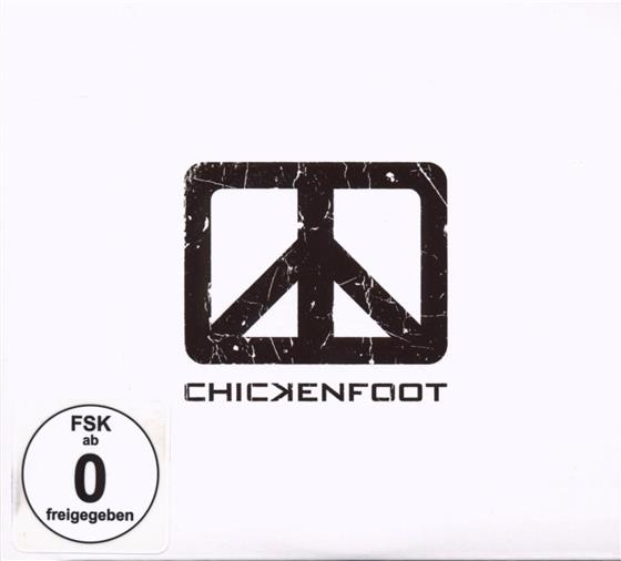 Chickenfoot - --- (Limited Edition, CD + DVD)