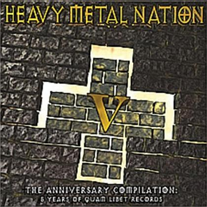 Heavy Metal Nation - Vol. 5