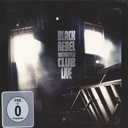 Black Rebel Motorcycle Club - Live (CD + 2 DVDs)