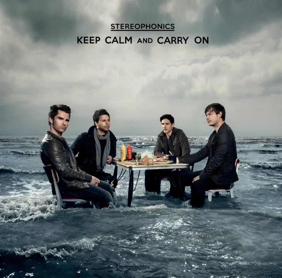 Stereophonics - Keep Calm & Carry On