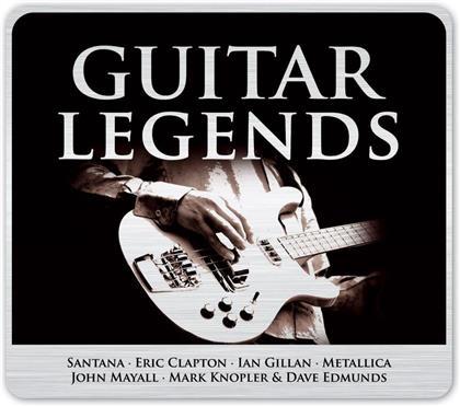 Guitar Legends - Various - Euro Trend