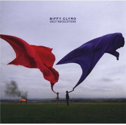 Biffy Clyro - Only Revolutions (CD + DVD)