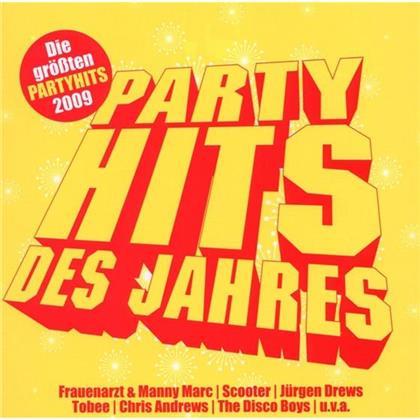 Partyhits Des Jahres (2 CDs)