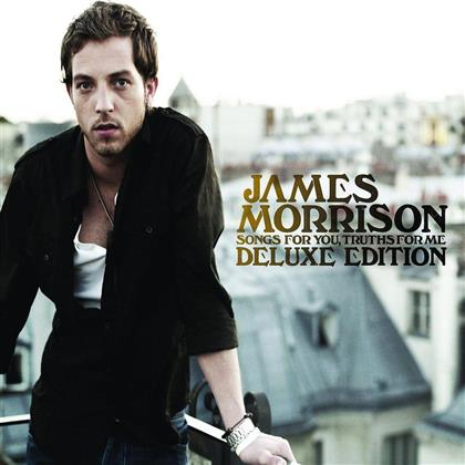 James Morrison - Songs For You, Truths For Me - Deluxe (2 CDs)