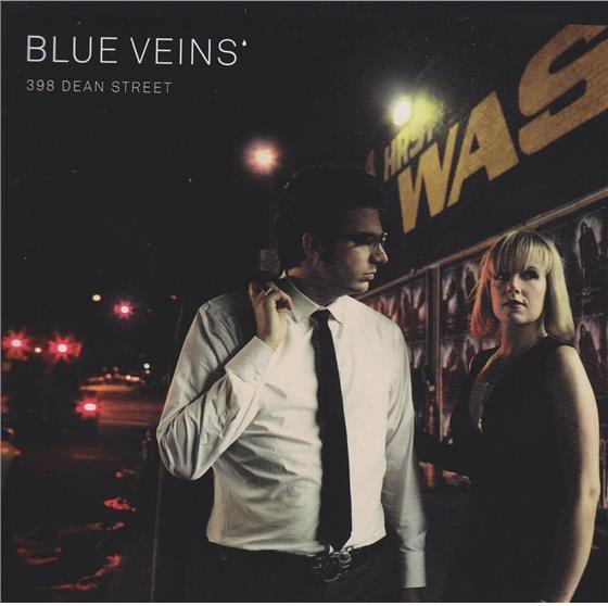 Blue Veins - 398 Dean Street