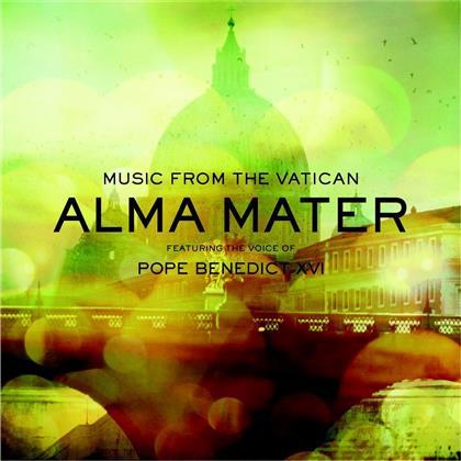 Pope Benedict Xvi (Papst Benedikt Xvi) & --- - Alma Mater - English Booklet