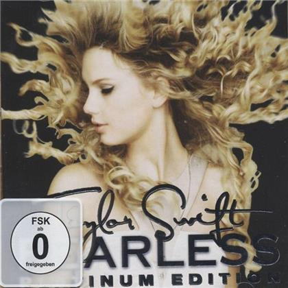 Taylor Swift - Fearless - Platinum Collection (CD + DVD)