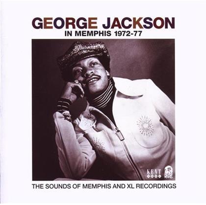 George Jackson - In Memphis 1972-77