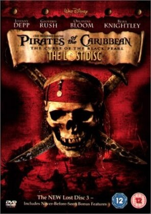 Pirates of the Caribbean - The lost disc (2003) (Special Edition)
