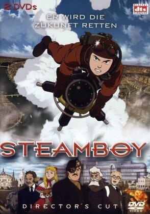 Steamboy (2004) (Director's Cut, 2 DVDs)