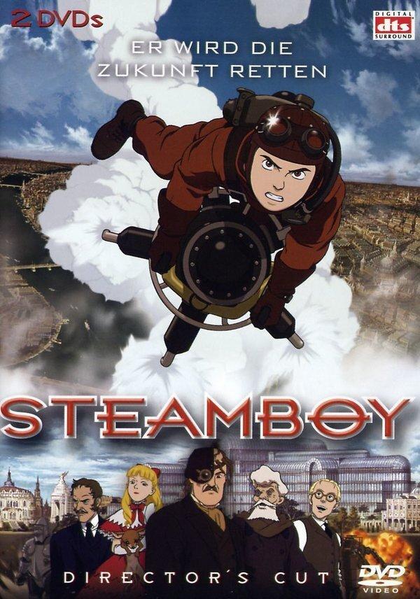 Steamboy (2004) (Director's Cut, 2 DVD)
