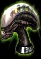 Alien-Head Box (Limited Edition, 9 DVDs)