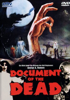 Document of the Dead (1985) (Kleine Hartbox, Edizione Limitata, Uncut, DVD + CD)