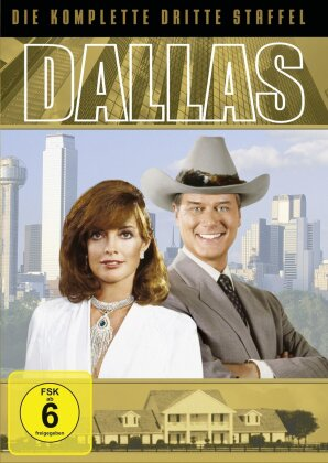 Dallas - Staffel 3 (7 DVDs)