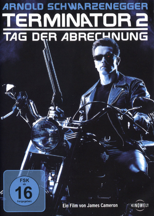Terminator 2 - Tag der Abrechnung (1991) (Single Edition)