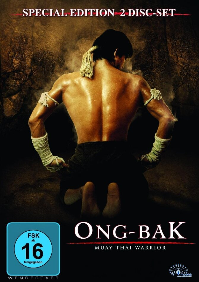 Ong-Bak (2003) (Special Edition, 2 DVDs)