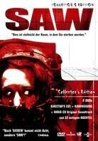 Saw (2004) (Collector's Edition, 3 DVDs)