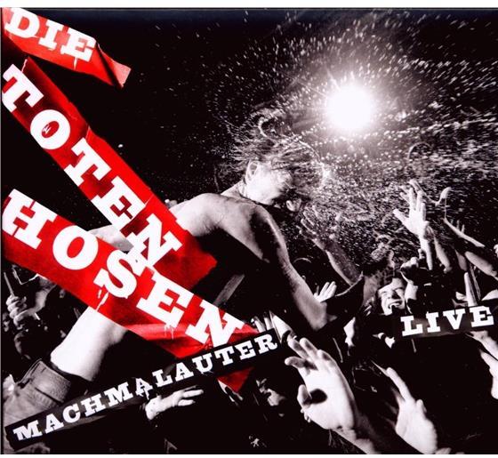 Die Toten Hosen - Machmalauter - Live (2 CDs)