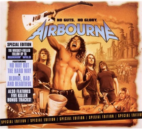 Airbourne - No Guts No Glory (Special Edition)