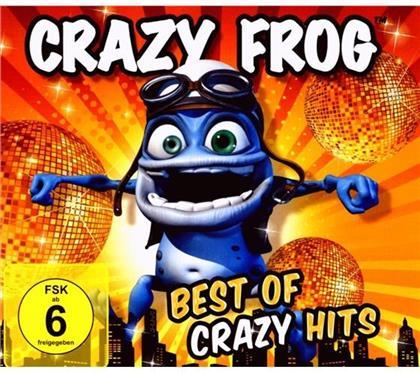 Crazy Frog - Best Of Crazy Hits (3 CDs)
